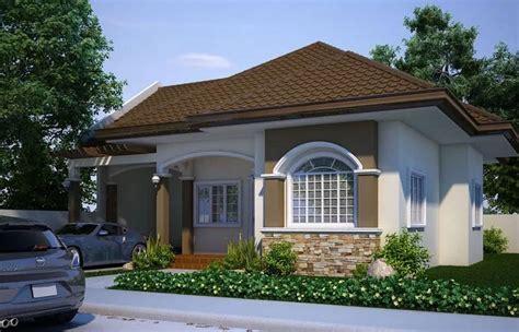 Zen Type House Design Floor Plans by Fachadas De Casas Part 3