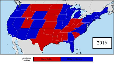 map us presidential election 2016 senate races predictions map images
