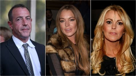 Dina Lohan Own Tv Show Ahead Of Daughters Stint In Rehab by Parents Who Mess With Their Lives