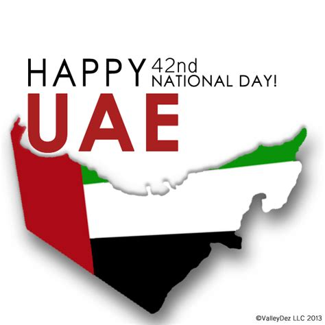 when is national day happy uae national day illustration
