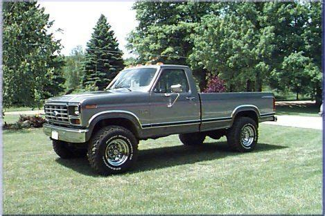 1986 ford f 250 pictures cargurus