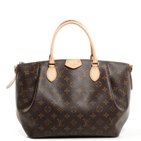 Rosie Gets In The Ring With Louisvuitton by Louis Vuitton Monogram Turenne Mm 74256