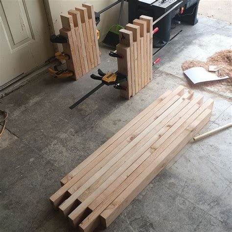 2x4 benches 1000 ideas about 2x4 furniture on pinterest furniture