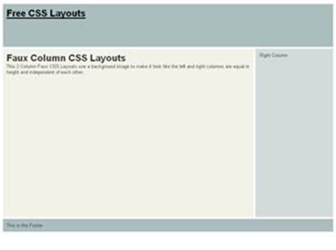 layout css code css layout 128 free css layouts free css