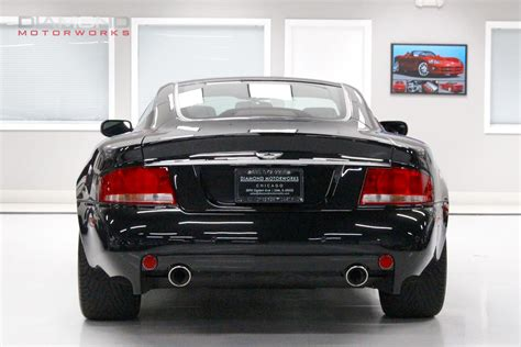 Aston Martin Vanquish 2003 by 2003 Aston Martin V12 Vanquish Coupe Stock 501187 For