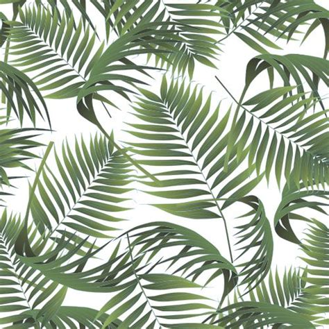 crimean palm leaves pattern backgrounds pinterest