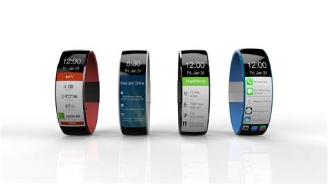 iwatch layout on iphone pas d iwatch avant 2015 iaddict
