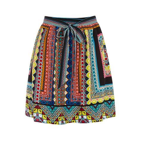 tribal pattern skirt tribal skirt dressed up girl