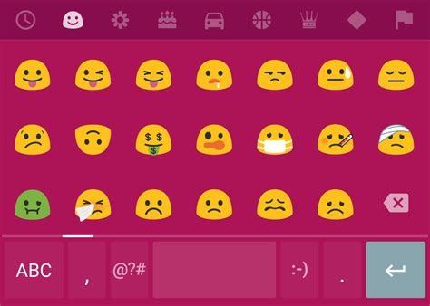 new emoji for android the 8 new features in android n the verge