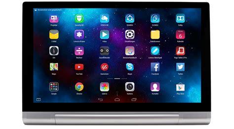 Tablet Lenovo Pro 2 android tabet mit 13 3 zoll display und integriertem beamer