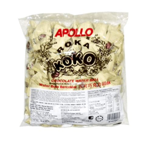 Apollo Roka Wafer By The Cast interfood do the best