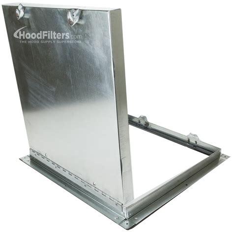 Ductmate Access Doors by 10 Quot X 10 Quot Ductmate Low Pressure Square Framed Access Door