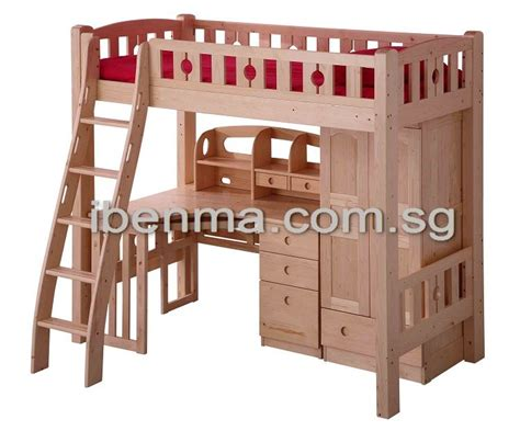 expand your bedroom space with bunk bed and loft bed