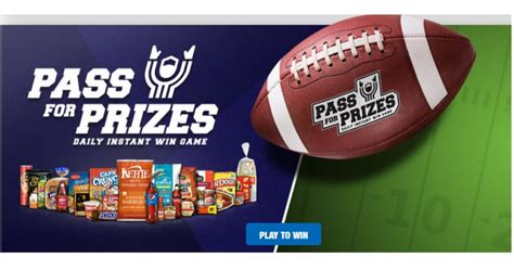 Kroger Football Instant Win - kroger game day greats instant win game southern savers
