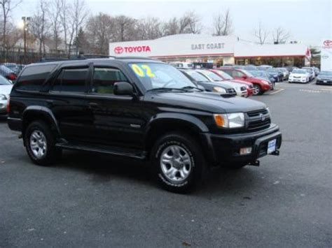 Used Toyota 4runner Sport Edition For Sale Used 2002 Toyota 4runner Sport Edition 4x4 For Sale