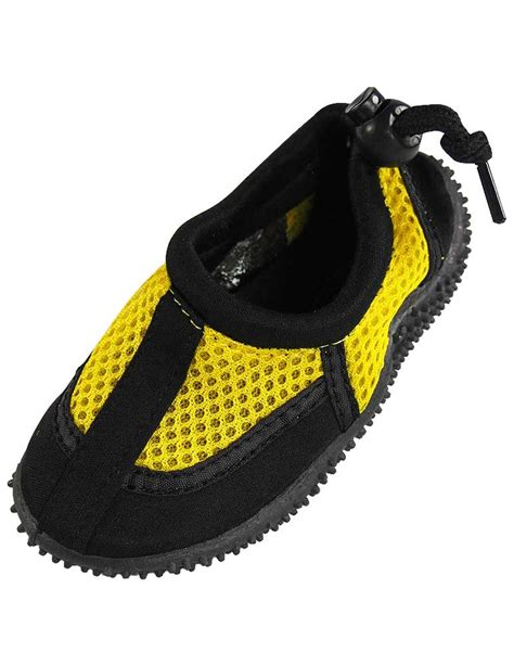 athletic water shoes starbay boys athletic water shoe yellow