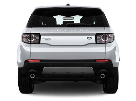 land rover lr2 2017 image 2017 land rover discovery sport hse luxury awd rear
