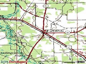 fort white florida fl 32038 profile population maps