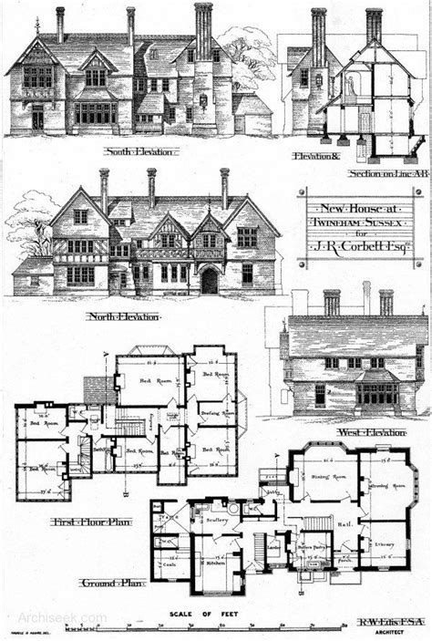 house plans architect 254 best country house plans images on country