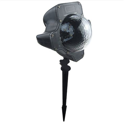 falling snow projector light uk sell outdoor snow falling led projector light snowflakes l ebay