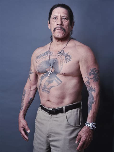 danny trejo chest tattoo measurements danny trejo height weight