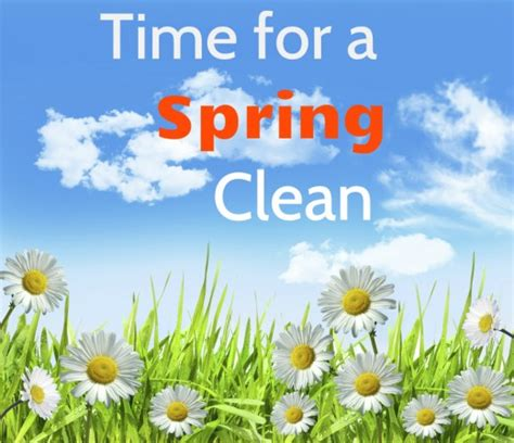 how to spring clean frugal ways to spring clean your life for health and