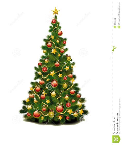 christmas tree image christmas tree stock vector image of cards decorated