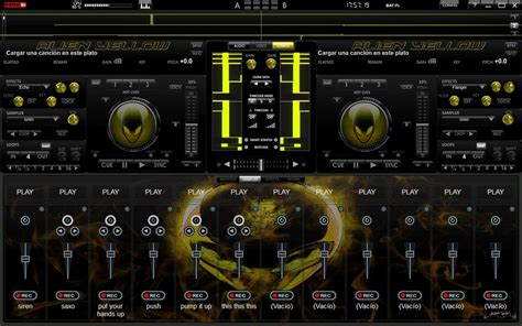 Home Designer Pro 9 0 Download skin alien yellow for virtual dj 7 by therecordblack01 on