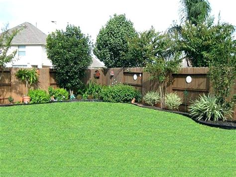 landscaping backyard ideas backyard privacy landscaping ideas evergreen privacy hedge