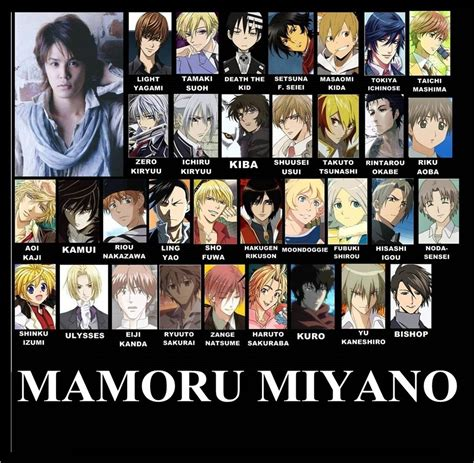 Anime Voice Actors khiki khuki anime seiyuu