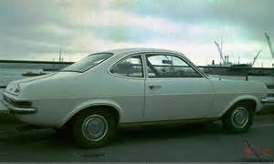 Vauxhall Firenza Coupe Vauxhall Firenza Car Classics