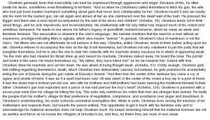 Things Fall Apart Essay Okonkwo by Okonkwo Things Fall Apart Quotes Quotesgram