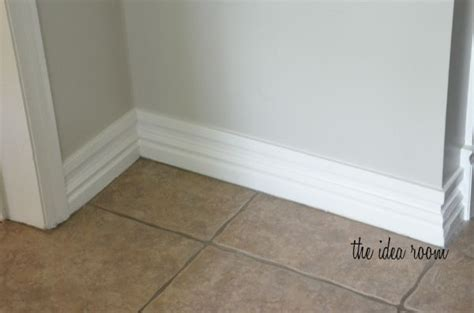 baseboard height how to make baseboards taller paint baseboards and