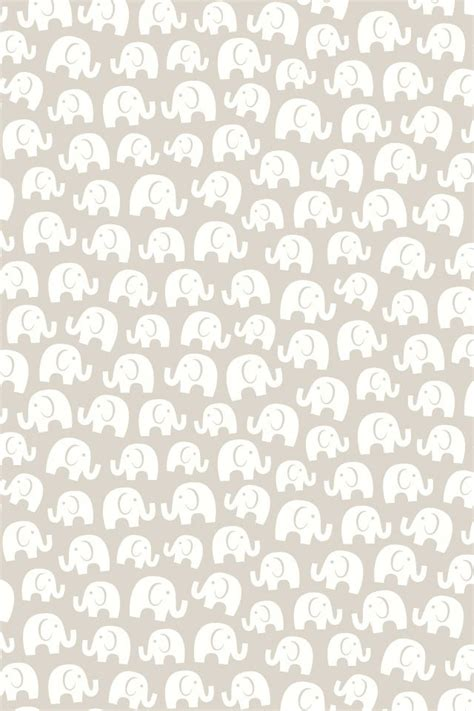 pattern elephant background blue elephant print wallpaper