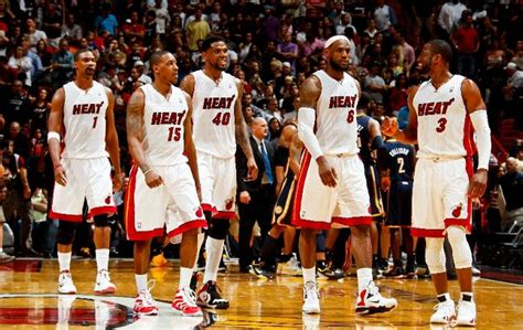 Kaos Nba Team Miami Heat heat nation roster shakeup who s staying and who s