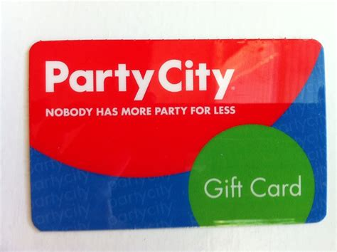 free 50 00 party city gift card gift cards - Party City Gift Cards