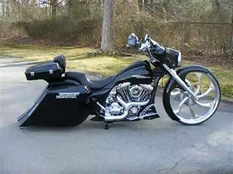 emmitt's 30 inch street glide custom cycles ltd harley