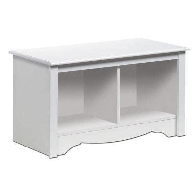 white cubbie bench prepac monterey twin cubbie storage bench in white wsc
