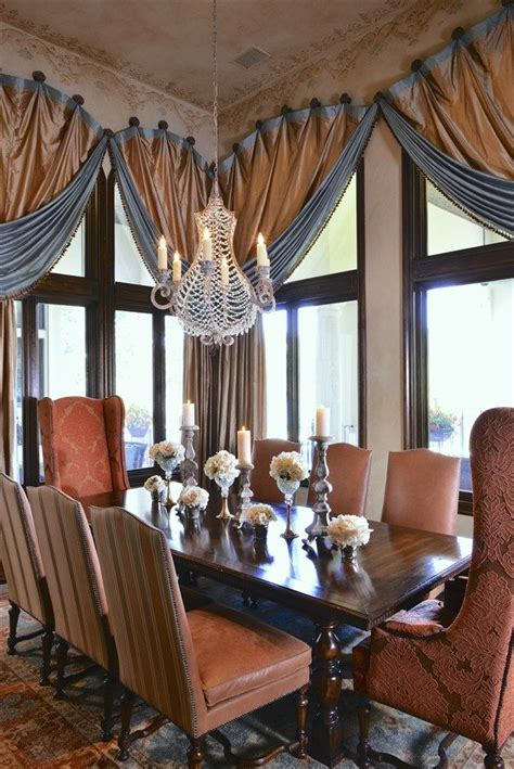 old world drapes bravo interior design curtains pinterest at the top