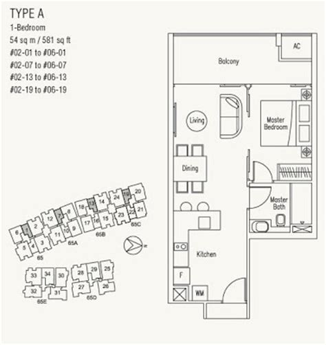 waterscape floor plan waterscape condo cavenagh singapore