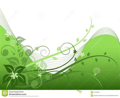 imagenes en blanco y verde fondo floral verde vector imagen de archivo imagen