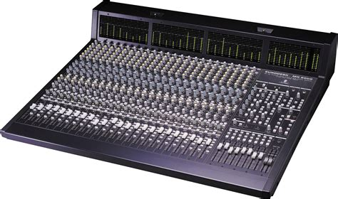Mixer Audio Behringer 6 Channel behringer mx9000 eurodesk mixer zzounds