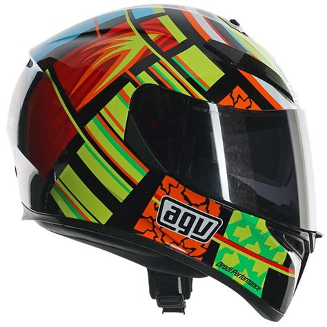 Pinlock Anti Fog Agv K3sv K3 Sv K5 Antifog Vog Original valentino agv k 3 sv elements helmet replica race helmets