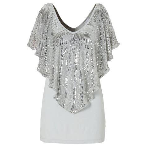 Sleeve Glitter T Shirt beautiful sequin sparkle glitter sleeve