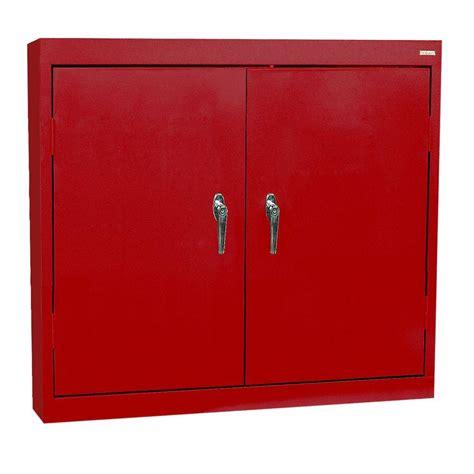 Sandusky 30 In H X 36 In W X 12 In D Steel Wall Storage