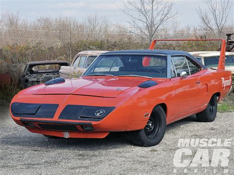 1970 Plymouth Superbird   Mangy Old ?Bird   Hot Rod Network