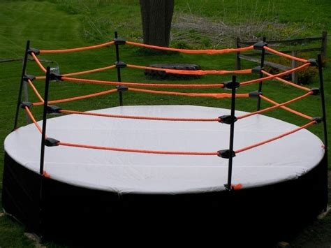how to make a backyard wrestling ring backyard wrestling ring for sale outdoor goods