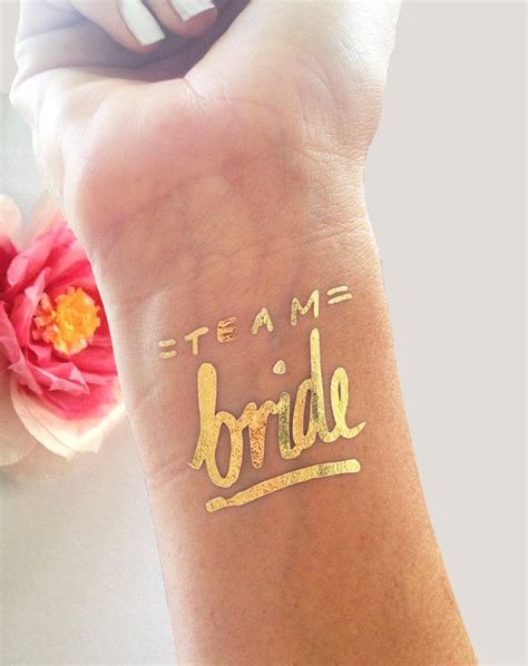 bachelorette temporary tattoos bachelorette favor bachelorette flash