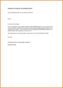 Authorization Letter How To Write How To Write Authorization Letter Authorization Letter Pdf