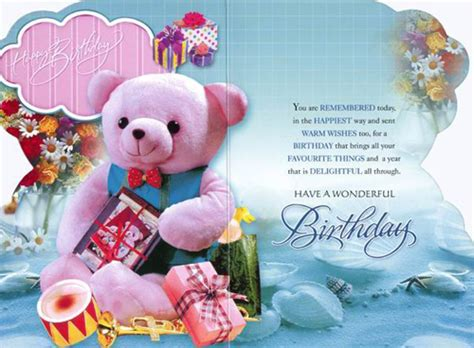 Happy Birthday Cards On Happy Birthday Cards Images Wishes And Wallpaper